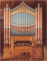 Lovely Lane United Methodist Church, Baltimore, MD:  Richard Howell restoration of Hilborne Roosevelt organ